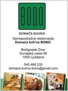 Bono domača kuhna