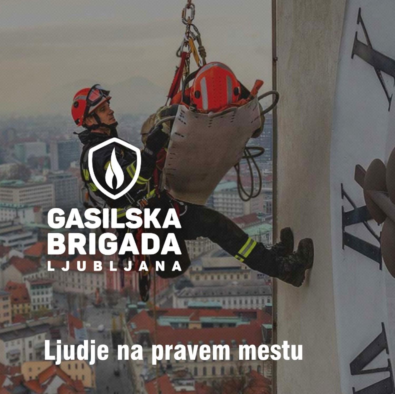 Gasilska brigada Ljubljana