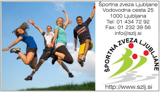 Športna zveza Ljubljana
