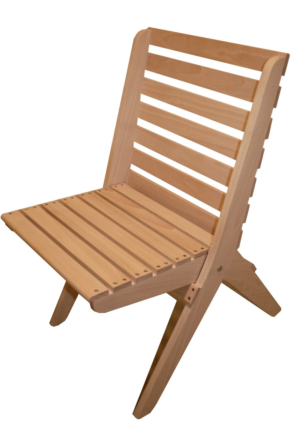 Stef Chair beech - L size, made of  beech wood, uncoloured, not impregnated, optional: coloured, impregnated