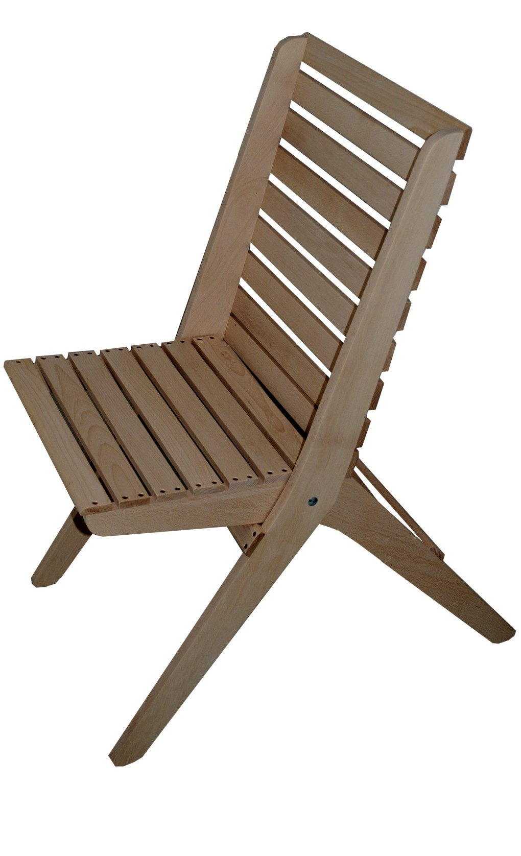 Stef Chair beech - XL size, made of  beech wood, uncoloured, not impregnated, optional: coloured, impregnated