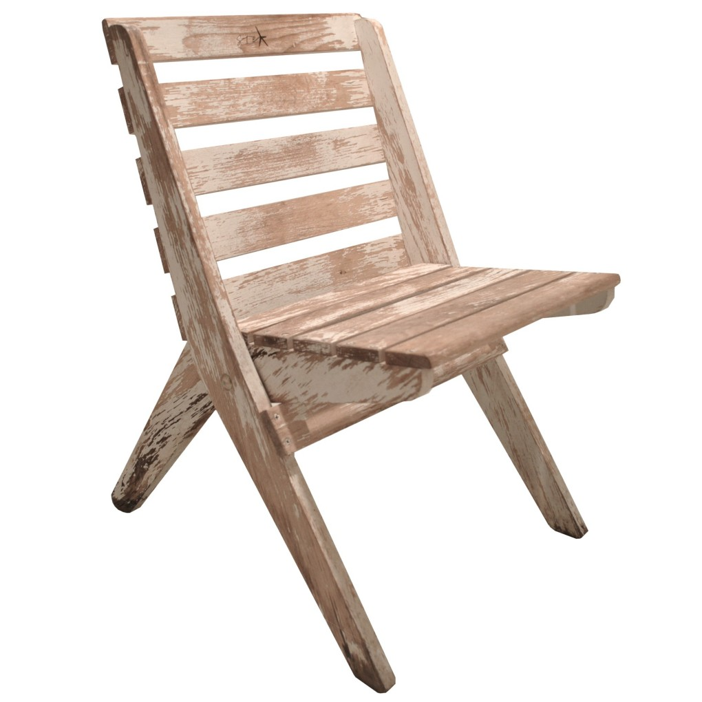 Stef Chair Ancient more than 20 years old spruce wood, coloured