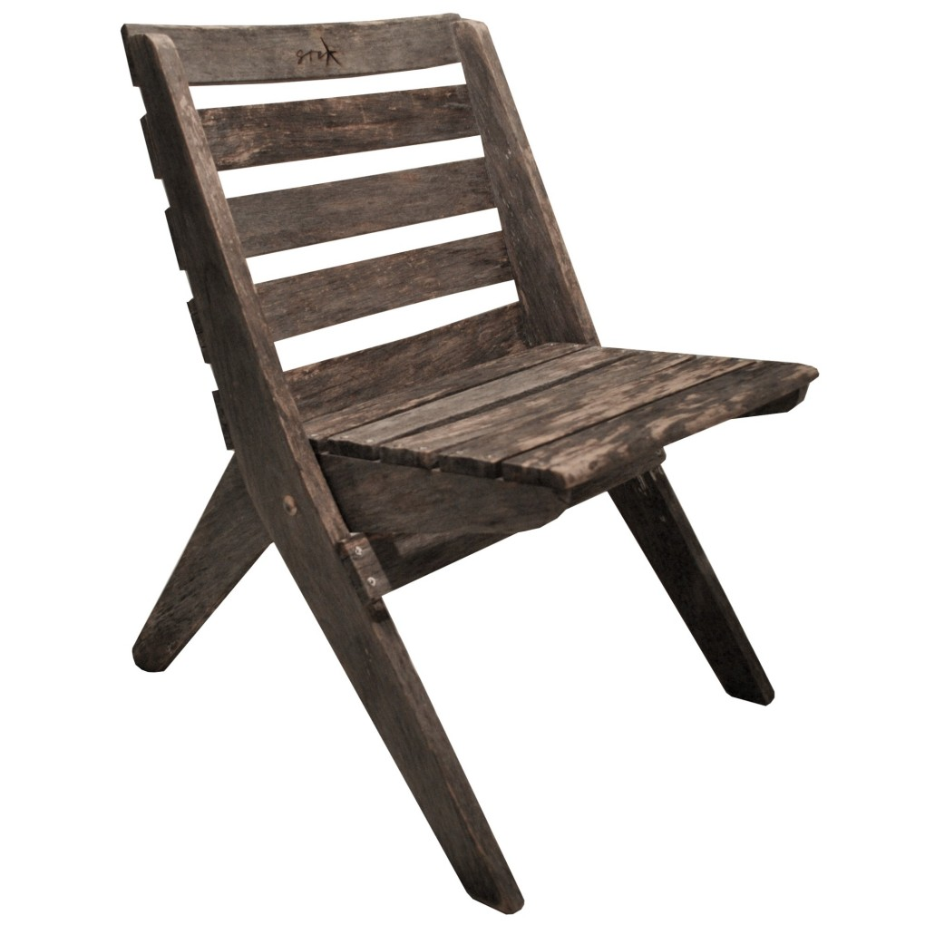 Stef Chair Ancient, more than 20 years old spruce wood